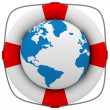 Planet protection. Isolated 3D image — Stock Photo
