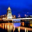 Architecture of the Moscow — Stock Photo #1186880