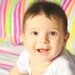 Smiling baby — Stock Photo #1187677