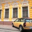 Yellow car — Stock Photo #1358845