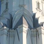 medeltida ortodoxa tempel — Stockfoto