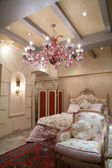 Harika yatak odası — Stok fotoğraf