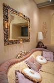 Luxusní obytný pokoj — Stock fotografie