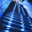 Step of the stairway - Foto Stock