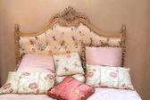 Yatak ve yastıklar — Stok fotoğraf