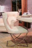Luxurious dinning-room — Stock Photo