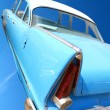 Stock Photo: Vintage Classical American Car 50-60
