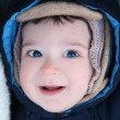 Smiling baby — Stock Photo #1383176