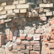 Brickwork wall - Stock Photo
