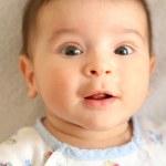 Surprised baby — Stock Photo #1387024