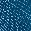 Net from fine metallic wire — Stock Photo