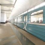 Moscow metro — Stock Photo #1387200