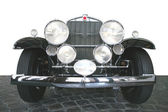 Car from 1920 — Stock Photo