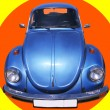 Vintage Blue Car 60 - Foto de Stock
