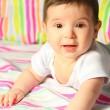 Smiling baby — Stock Photo #1405955