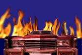 Cadillac eldorado — Foto de Stock