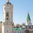 religiösa byggnader, klocktorn — Stockfoto