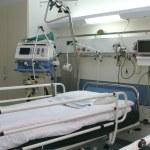 chambre de l'hôpital de cardiologie — Photo