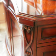 Stock Photo: Antique furniture