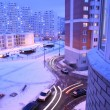 Winter Moscow, Russia — Stock Photo