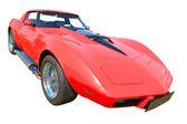 винтаж американский спортивный автомобиль 70-s — Стоковое фото