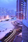 冬季莫斯科俄罗斯 — 图库照片