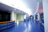 Architecture, empty vestibule — Stock Photo