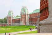 Moscow, Russia, Tsaritsyno — Stock Photo