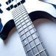 Rock guitar — Stock Photo