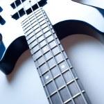 Rock guitar — Stock Photo