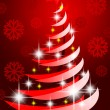 Christmas tree — Stock Photo #1188887