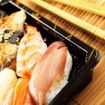 il sushi — Foto Stock