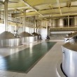 Modern brewery — Photo