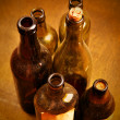Royalty-Free Stock Photo: Old bottles
