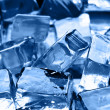 Ice cubes — Stock Photo #1189659