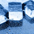 Ice cubes - Stockfoto