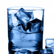Drink with ice — Stock Photo