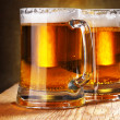 Beer mugs — Stock Photo #1189979
