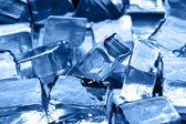 冰的多维数据集. — 图库照片