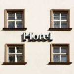 Hotel — Stock Photo #1191350