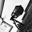 Old street lantern — Stock Photo
