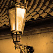 Old street lantern — Stock Photo #1191524
