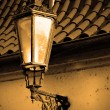 Royalty-Free Stock Photo: Old street lantern