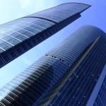 Skyscrapers — Stock Photo #1191585