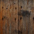 Old wooden fence — Stock Photo #1191898