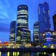Moscow City — Stock Photo #1192817