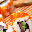 Japanese rolls — Stock Photo #1192975