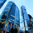 Moscow City — Stock Photo #1193619