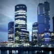 Moscow City — Stock Photo #1193821