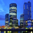 Moscow City — Stock Photo #1193856